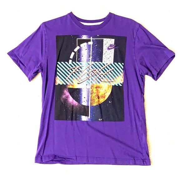 Nike Other - Nike purple flight t shirt